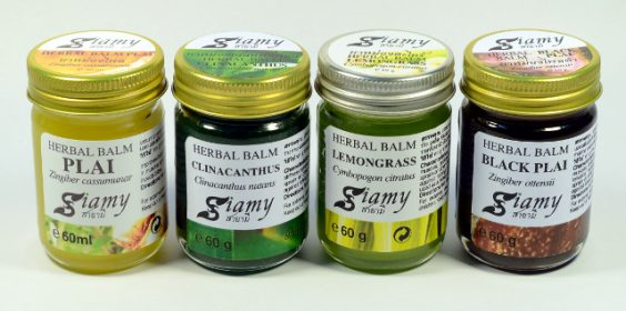 Herbal Balm SIAMY