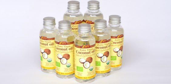 SIAMY virgin cold-pressed Organic coconut oil